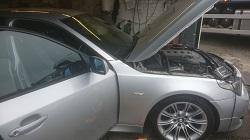 BMW E60 530D Remap