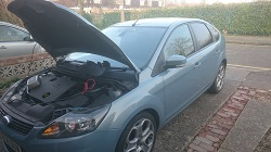 Ford Focus 1.8TDCi Remap