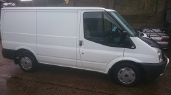 Ford Transit 100PS Remap