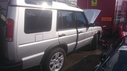 LandRover Discovery TD5 Remap