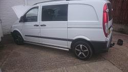 Mercedes Vito 109 Remap