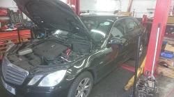 Mercedes w212 e250Cdi Remap