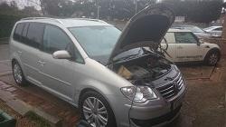 VW Touran 2.0 Tdi Remap