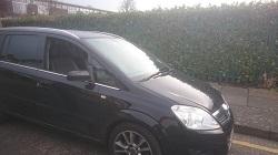 Vauxhall Zafira 1.9 CDTi Remap