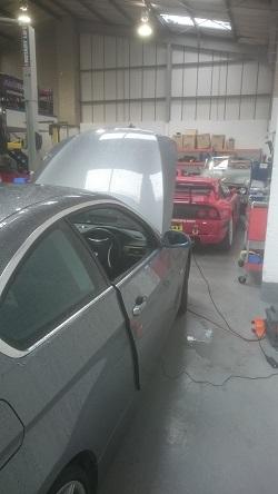 BMW 325I REMAP