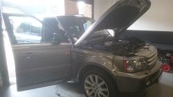 Range Rover TDV8 Remap