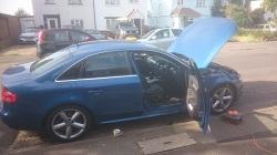 Audi A4 2.0 TFSi Remap