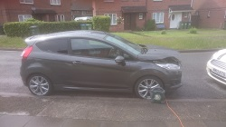 Ford Fiesta 1.0 EcoBoost 140 Remap