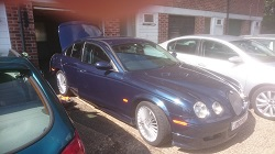 Jaguar S-Type 2.7 d Remap