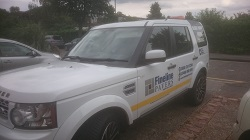Land Rover Discovery 4 3.0 SDV6 Remap