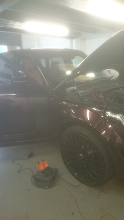 Range Rover SDV6 Remapping