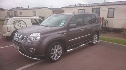 nISSAN x-tRAIL 2.0 dci Remap