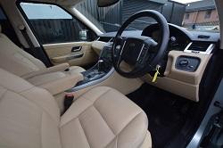 Range Rover Sport 2.7 TDV6 Remap