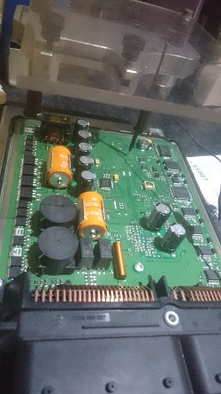 Jaguar XF 3.0D Remap