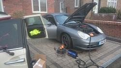 Porsche 996 Carrera 4 Remap