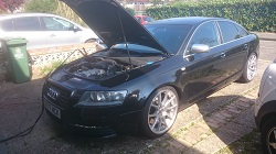 Audi S6 5.2 Remapping