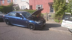BMW E60 520D 161 BHP REMAP