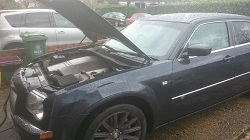 Chrysler 300C Remap