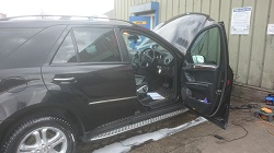Mercedes ML320CDi Remap