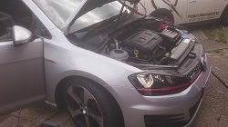 VW Golf 7 GTi Remap