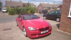 BMW F12 640D Remap