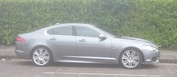 Jaguar XFR Remap