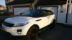 Range Rover Evoque SD4 Remap