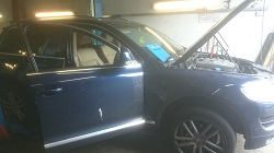 VW Touareg 2.5 TDi Remap