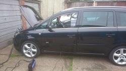 Vauxhall Zafira 1.9 CDTi 120Bhp Remap